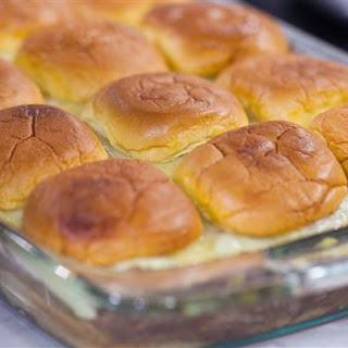 French Dip Casserole Pie