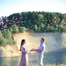 Wedding photographer Alena Rumyanceva (Binary). Photo of 19.06.2016