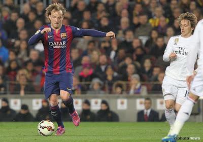 Modric ne jouera pas contre le Barça pour un carton vieux... de 3 ans
