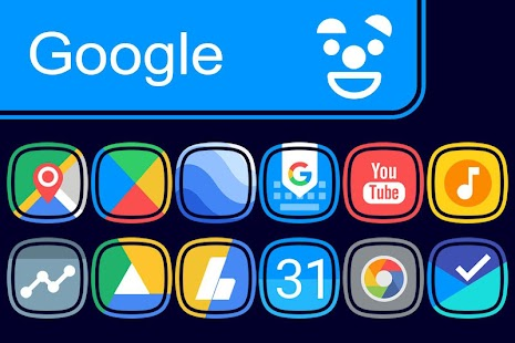 Rigoletto - Squircle Icon Pack Screenshot