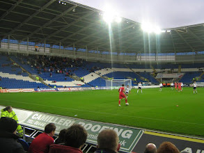 Photo: 14/11/09 - Wales v Scotland (Int'l Friendly) 3-0 - contributed by Justin Holmes