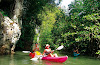 Sea Kayaking at Bor Thor in Krabi