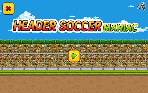 Little Soccer Maniac captures d'u00e9cran 1