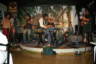 Photo: Jack's Blues Club (Cagnes-sur-Mer - bas: Gerry Jablonski from Scotland)
