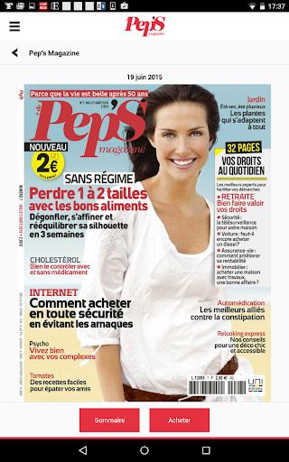 plus de Pep's - Magazine