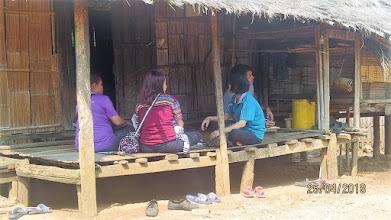 Photo: Na Au Lahu community.
