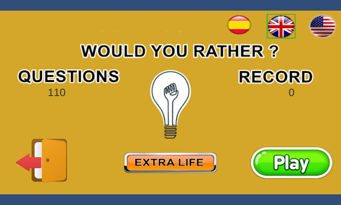 Would You Rather? - screenshot