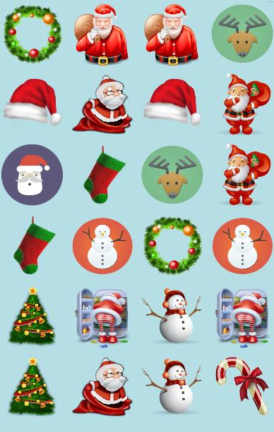 Скриншот Xmas Merry Christmas Match