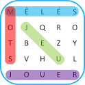 Word Search Games in French 🎓 icon