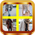 Modern Winter Fashion icon