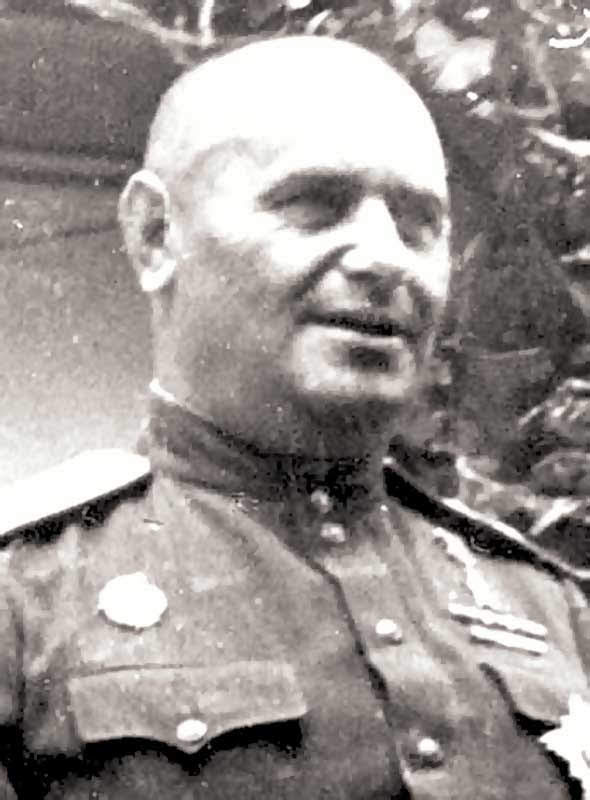 Кравченко А.Г. - командир 31 тбр