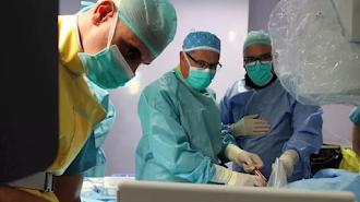 Profesionales del Hospital Quirónsalud Sagrado Corazón.