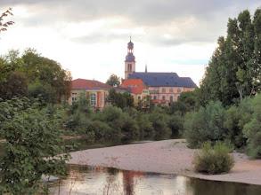 Photo: Blick auf Seckenheim