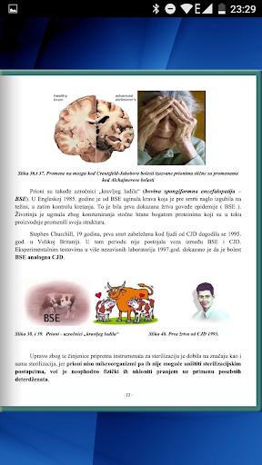 Priruu010dnik za sterilizaciju u medicini  screenshots 3