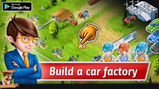 Car Factory: Auto Manufacturing Simulator 1.8 screenshots 1
