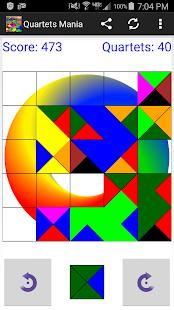Color Quartets Mania - náhled