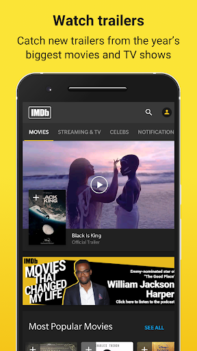 IMDb: Your guide to movies, TV shows, celebrities screenshot 3