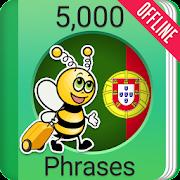 Learn Portuguese - 5000 Phrases