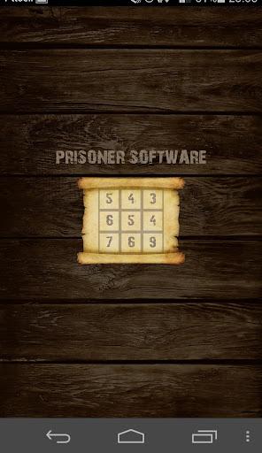 Sudoku Prisoner