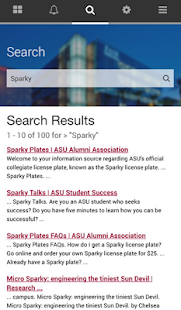 Arizona State University- screenshot thumbnail