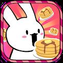 Bunny Pancake Kitty Milkshake - Kawaii Cute Games icon
