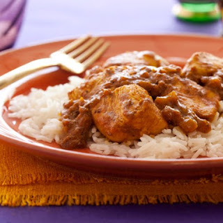 Bal's No-Butter Chicken