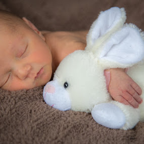 First Easter by E.g. Orren - Babies & Children Babies ( photobyego, newborn photography, easter, baby, baby boy, boy )