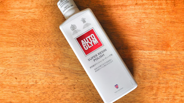 AUTOGLYM SUPER RESIN POLISH VOLKSWAGEN GOLF7