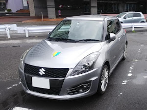 スイフトスポーツ ZC32S 2012年 6MTのカスタム事例画像 黒松沙汰さんの2020年07月06日22:51の投稿