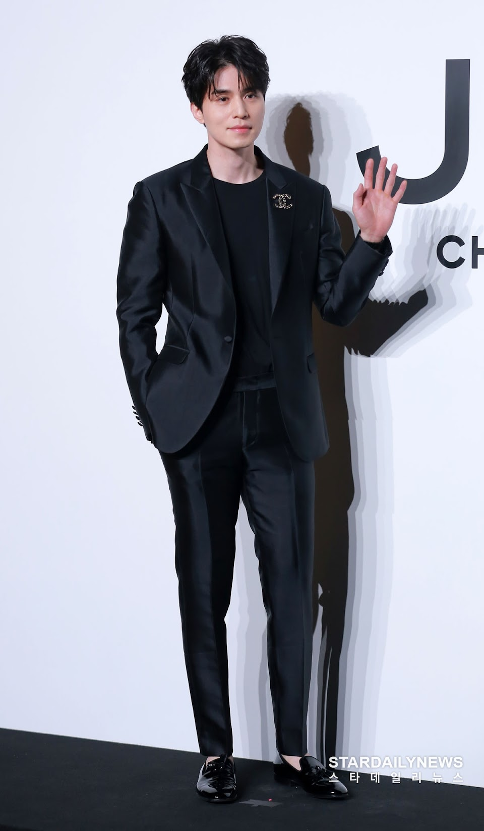lee dong wook chanel 2
