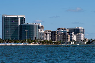 Photo: across the intracoastal, oceanfront condos