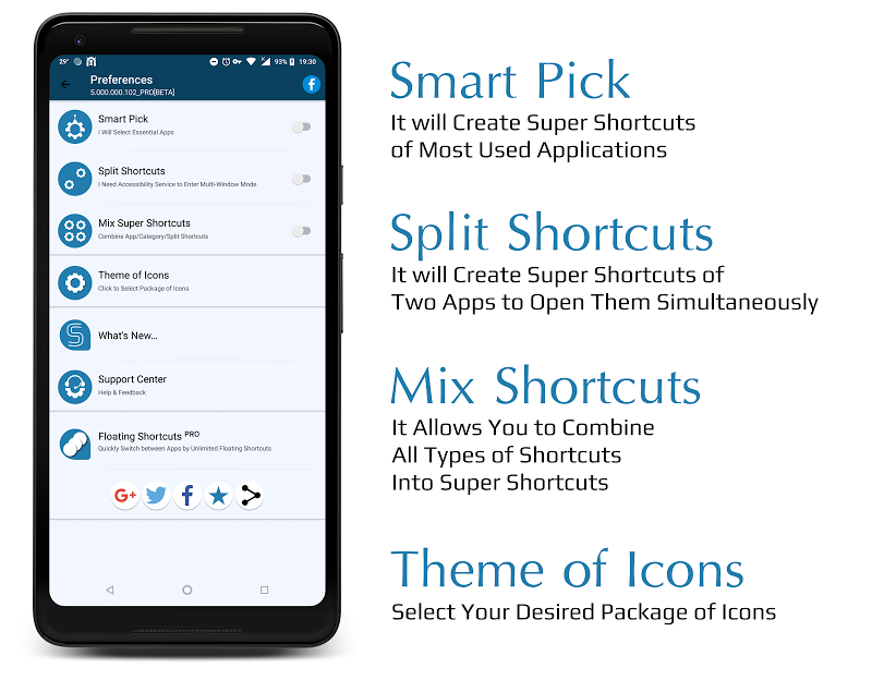 Super Shortcuts ᴾᴿᴼ Screenshot 4