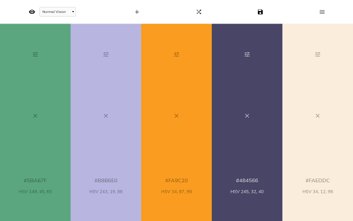Pigments - Color Scheme Generator screenshots 9