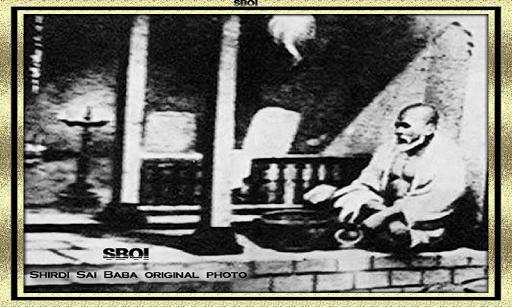 Rare Photos of Shridi Sai Baba