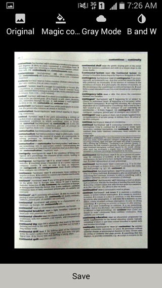 Premium Scanner: PDF Doc Scan Screenshot 5