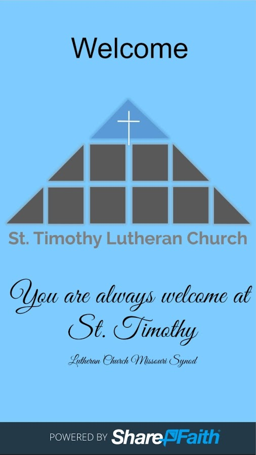 St. Timothy LCMS Houston- screenshot