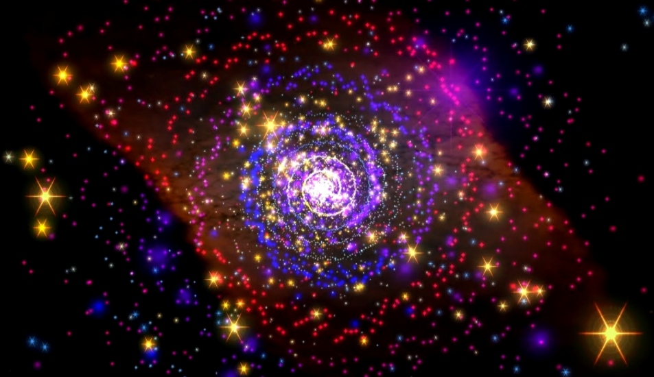 ... Galaxy Journey - Music Visualizer & Live Wallpaper Android App Screenshot ...