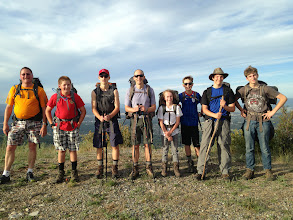Photo: July. 3rd shakedown hike