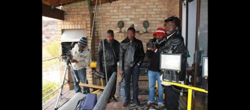 Photo: Film in a Box, Proyecto de formación de jóvenes cineastas organizado por African Movie Academy