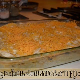 5-Ingredient Southwestern Enchiladas.