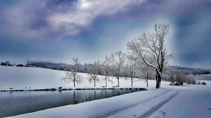 la neve se ne frega di KrissPad