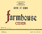 Logo for Baird & Dewar Farmhouse Cider