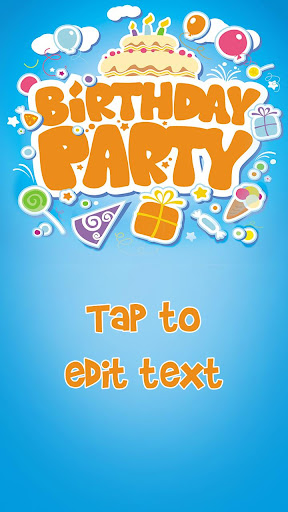 Create Birthday Invitations - Happy Birthday Cards  screenshots 2