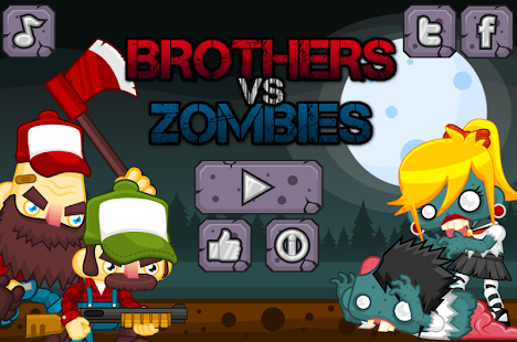 Brothers Vs Zombies- screenshot thumbnail