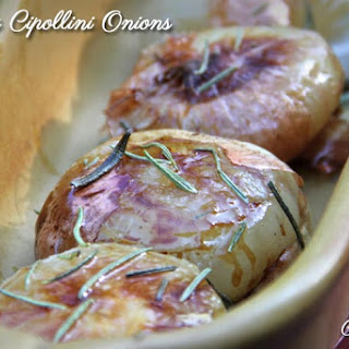 Cipollini Onions Recipes.