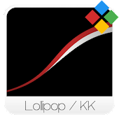 Black Lollipop -  Red Theme