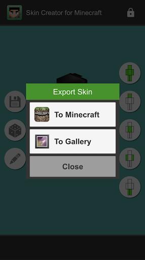 Skin Creator for Minecraft 1.1 screenshots 10