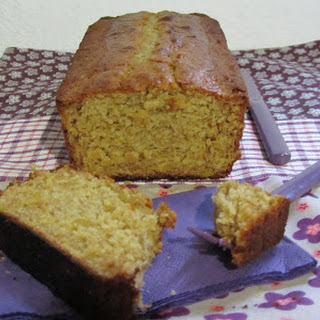 Sweet Potato and Maple Cake.