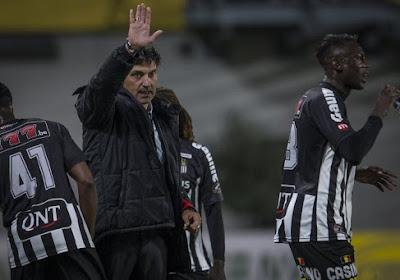 Voici pourquoi Felice Mazzù a renoncé à évoluer avec deux attaquants à Saint-Trond