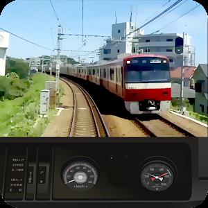 SenSim Train Simulator 3.7.2 by Studio 134 logo